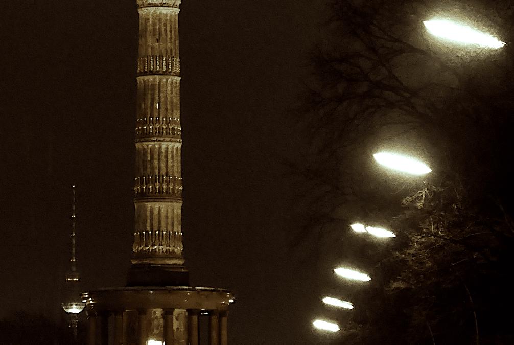 Einsatz in Berlin